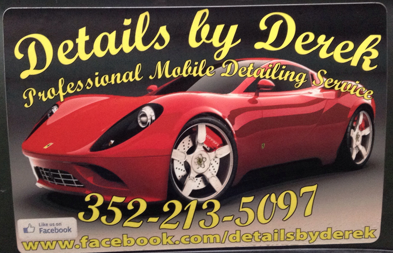 Gainesville car detailing about details by derek solutioingenieria Choice Image